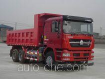 Sida Steyr ZZ3253N4241E1L dump truck