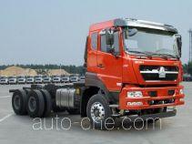 Sida Steyr ZZ3253N4341D1N dump truck chassis