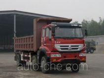 黄河牌ZZ3254K37C6C1型自卸汽车