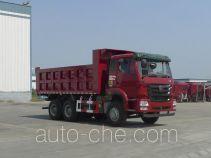 豪瀚牌ZZ3255M3246D1型自卸汽车