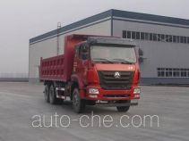 豪瀚牌ZZ3255N3643E1型自卸汽车