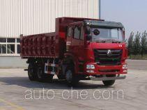 豪瀚牌ZZ3255N3646D1型自卸汽车