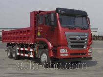 豪瀚牌ZZ3255N4346E1型自卸汽车
