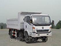 黄河牌ZZ3257K37C5C1型自卸汽车