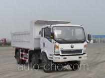 黄河牌ZZ3257K39C5C1型自卸汽车