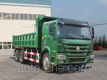 Sinotruk Howo ZZ3257M4147D1 dump truck