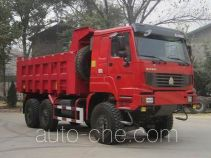 Sinotruk Howo off-road dump truck