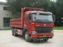 豪沃牌ZZ3257N3847Q1L型自卸汽车