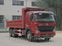 豪沃牌ZZ3257N4347P1型自卸汽车