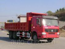 豪沃牌ZZ3257N4647D1型自卸汽车