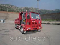 威泺牌ZZ3259N384PD3型自卸汽车