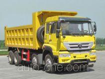 斯达-斯太尔牌ZZ3311M276GD1型自卸汽车