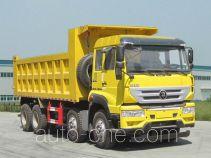 斯达-斯太尔牌ZZ3311N366GD1型自卸汽车