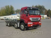 Sida Steyr ZZ3311N366GE1 dump truck chassis