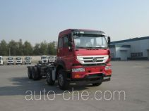 Sida Steyr ZZ3311N386GE1 dump truck chassis