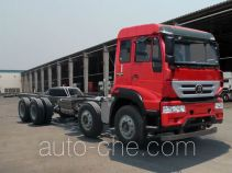 Sida Steyr ZZ3311N386GE1L dump truck chassis