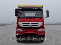 斯达-斯太尔牌ZZ3311N4061E1L型自卸汽车