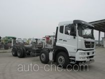 Sida Steyr ZZ3313M386GE1L dump truck chassis