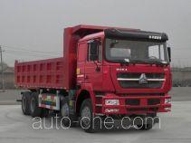 斯达-斯太尔牌ZZ3313N3661E1L型自卸汽车