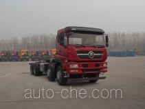 斯达-斯太尔牌ZZ3313N3861E1N型自卸汽车底盘