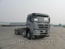Sida Steyr ZZ3313N386GE1 dump truck chassis