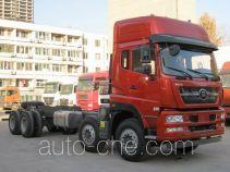 Sida Steyr ZZ3313N4261D1N dump truck chassis