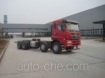 斯达-斯太尔牌ZZ3313N4861E1N型自卸汽车底盘