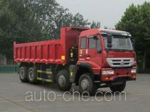 黄河牌ZZ3314K3266C1型自卸汽车