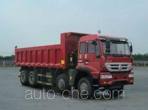 黄河牌ZZ3314K3666C1型自卸汽车