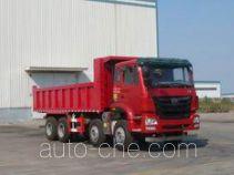 豪瀚牌ZZ3315M2566D1型自卸汽车