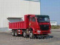 豪瀚牌ZZ3315M2863D1型自卸汽车