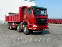 豪瀚牌ZZ3315M3066D1型自卸汽车