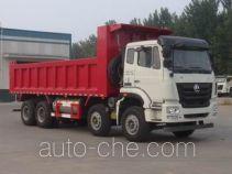 豪瀚牌ZZ3315M3563E1L型自卸汽车