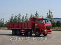 豪瀚牌ZZ3315N2566D1型自卸汽车