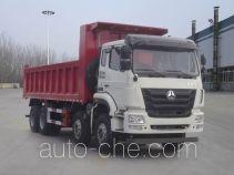 豪瀚牌ZZ3315N2863E1型自卸汽车