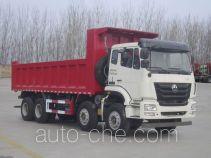豪瀚牌ZZ3315N2866E1型自卸汽车