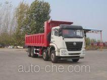 豪瀚牌ZZ3315N3063E1型自卸汽车