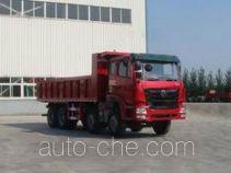 豪瀚牌ZZ3315N3066D1型自卸汽车