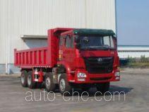 豪瀚牌ZZ3315N3266C1型自卸汽车