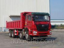 豪瀚牌ZZ3315N3266D1型自卸汽车