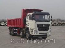 豪瀚牌ZZ3315N3266E1型自卸汽车