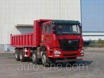 豪瀚牌ZZ3315N3563D1型自卸汽车