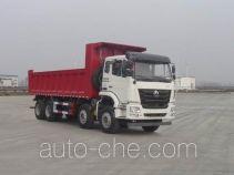 豪瀚牌ZZ3315N3563E1型自卸汽车