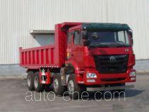 豪瀚牌ZZ3315N3566D1型自卸汽车