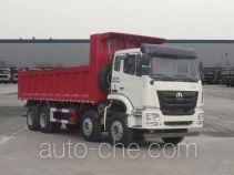 豪瀚牌ZZ3315N3566E1型自卸汽车