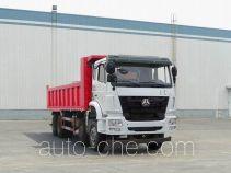 豪瀚牌ZZ3315M3863D1型自卸汽车