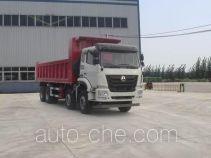 豪瀚牌ZZ3315N3863E1型自卸汽车