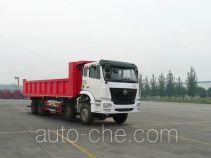 豪瀚牌ZZ3315N3866D1L型自卸汽车