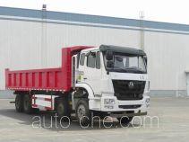 豪瀚牌ZZ3315N3866E1C型自卸汽车
