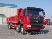 豪运牌ZZ3315N4065C2型自卸汽车
